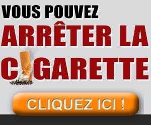 arret cigarette