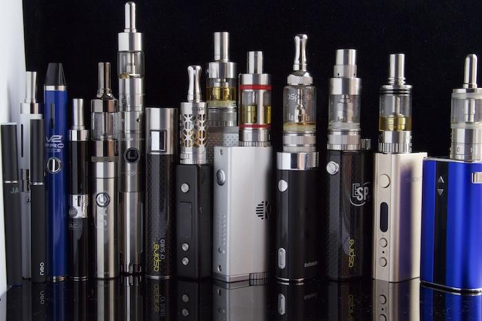 toutes les cigarettes électroniques